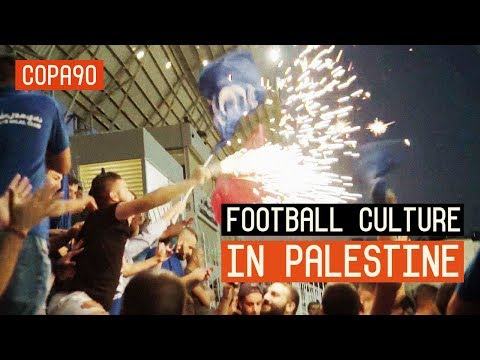 Football In Palestine: Fixing What Politics Has Destroyed