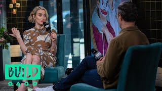 """Taylor Schilling Discusses The Movie, """"Family"""""""