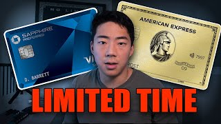 Record High Credit Card Offers You NEED To Know NOWWWWWWWW