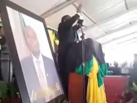 mbalula singing oliver thambo song