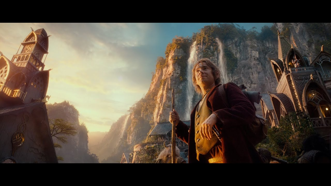 Apologise, but, Hobbit unexpected journey sorry