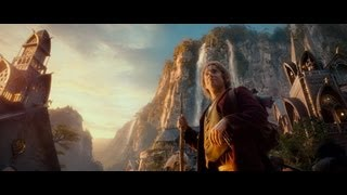 Repeat youtube video The Hobbit: An Unexpected Journey - Official Trailer 2 [HD]