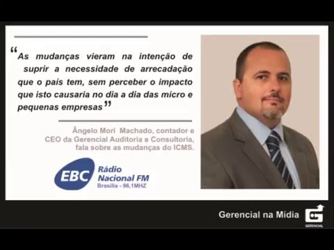 Radio Nacional de Brasília - EBC - ICMS
