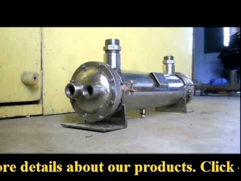 Heat Exchanger Manufacturers in India Shell and Tube Heat Exchangers