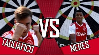 'Triple 20! Triple 20!' | AJAX FOOTDARTS #6 | Nico Tagliafico vs. David Neres