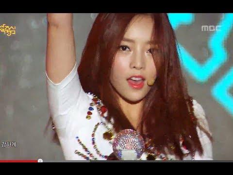 KARA - Step, 카라 - 스텝, Show Music core 20130817