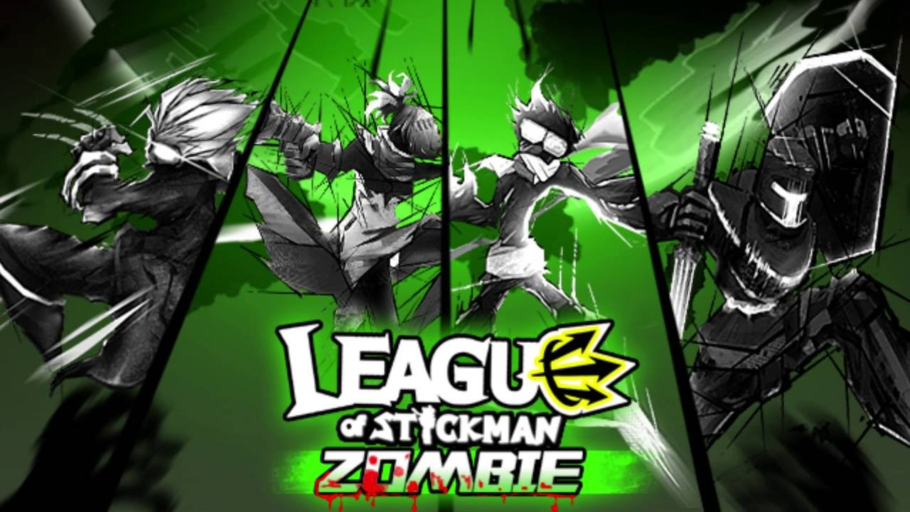 Image result for League of Stickman Zombie
