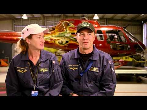 Becker Helicopters on AusBizAsia, Australia Plus