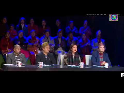 Batti Thapa Magar Image Lok Kalakar Season 2 Filmy Roud