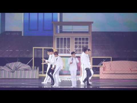 170212 EXO Unfair Fancam @ The Exo'rdium in Hong Kong