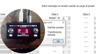VZtec - Dual Control - Modo Navigation