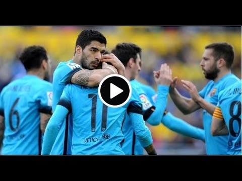 Luis Suarez Scores as Barcelona Escape with Narrow Win vs ...