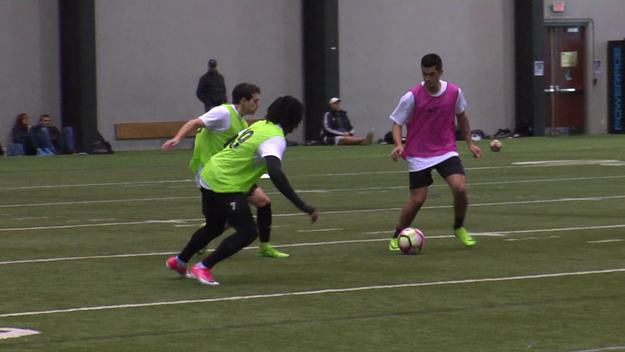 Day 1 of 2018 Tryouts with Anthony Pulis – Monstarr Soccer