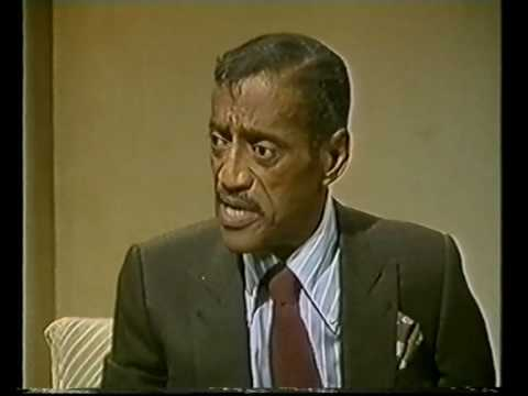 Sammy Davis Jr. at Wogan 1989 (part 3 of 4)
