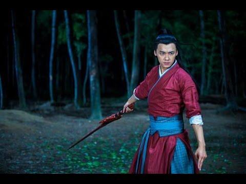 李易峰 剑伤 电视剧《古剑奇谭》百里屠苏人物插曲