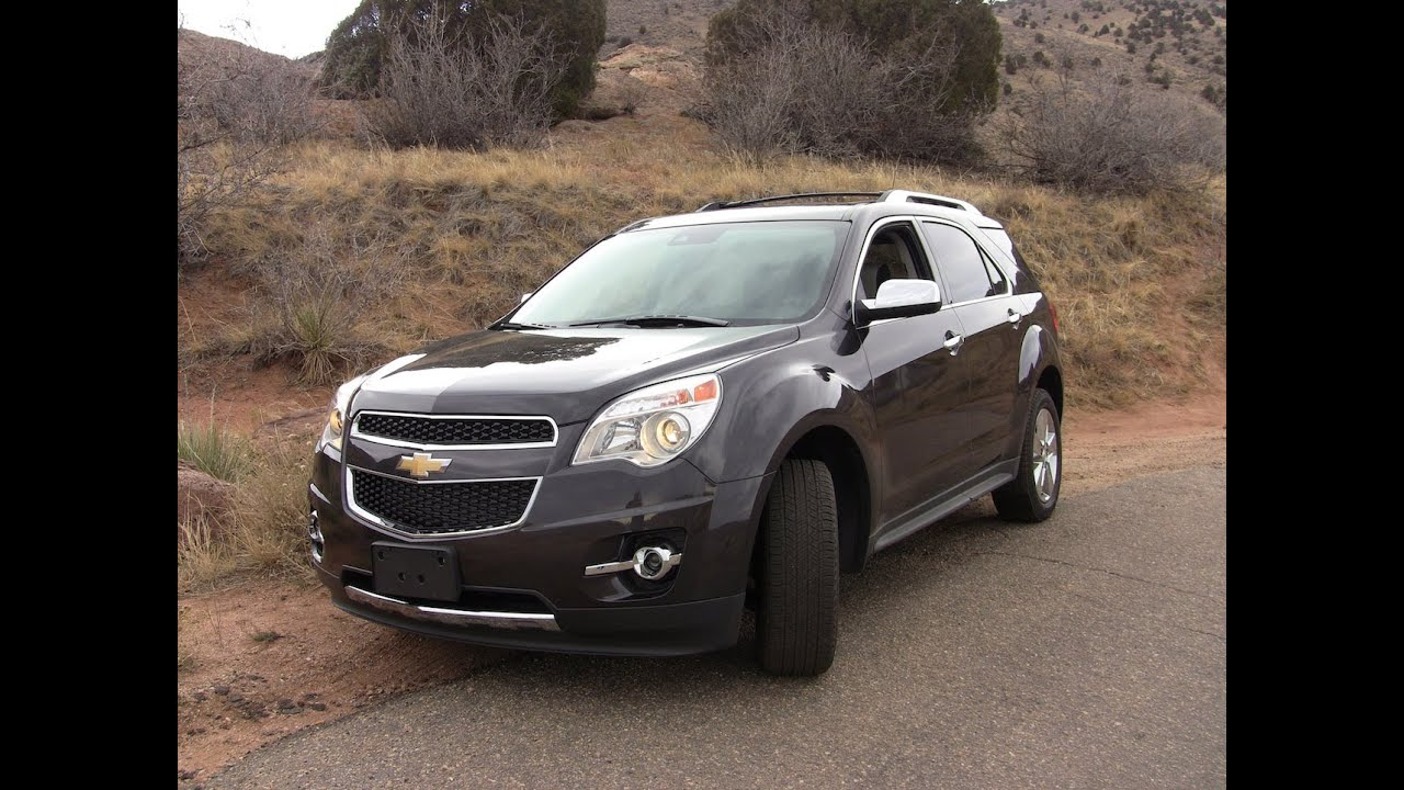 Equinox 2013 chevrolet equinox lt : 2013 Chevrolet Equinox AWD Drive & Review - YouTube