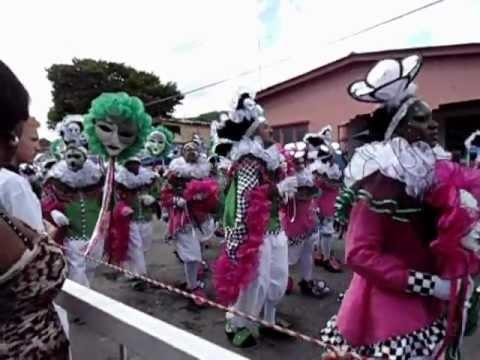 Carnival Curacao- Kaya Otrabanda - 19 Febr.- 'kopye' 2012.AVI