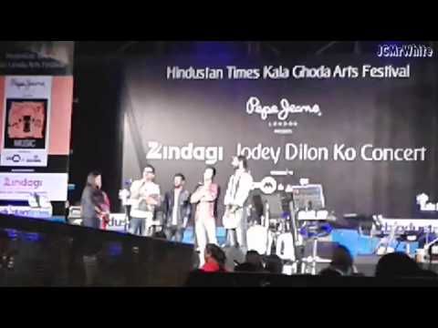 Varun Dhawan Live at Hindustan Times Kala Ghoda Arts Festival 2015 | Full Performance