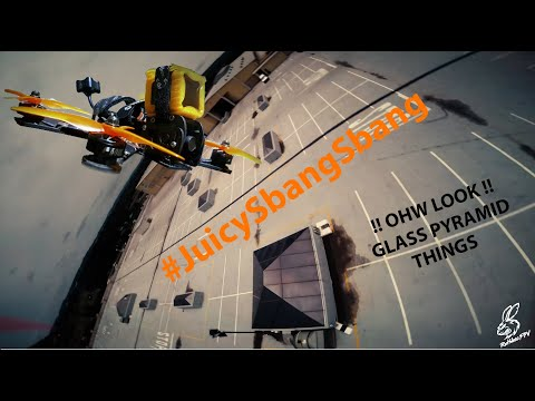 Фото HARDCORE ROOFTOP JUICE   FPV DRONE FREESTYLE   BRUTAL TMOTOR POWER   BB4943 PROPS INSANE