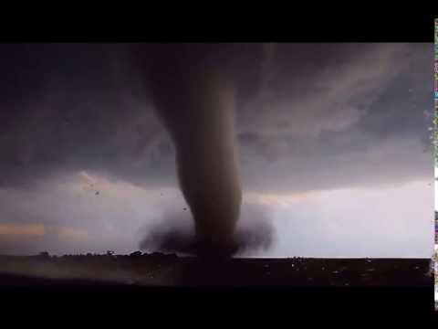Kansas tornadoes - spring 2016
