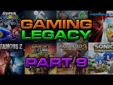 Gaming Legacy Part 9: 2011-2012
