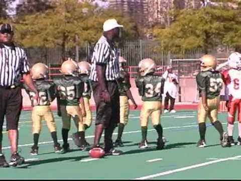 GreenPoint Spartans Little League Football Team 9.2010