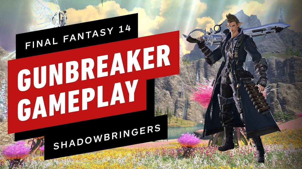 Easy Allies lirar Final Fantasy XIV: Shadowbringers  Hur