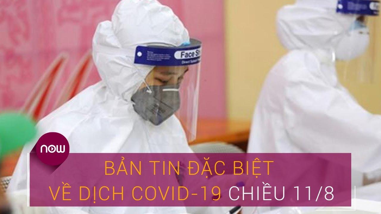 Covid-19 chiều 11/8: Thêm 16 ca nhiễm virus Corona, bệnh nhân Covid-19 thứ 16 tử vong | VTC Now