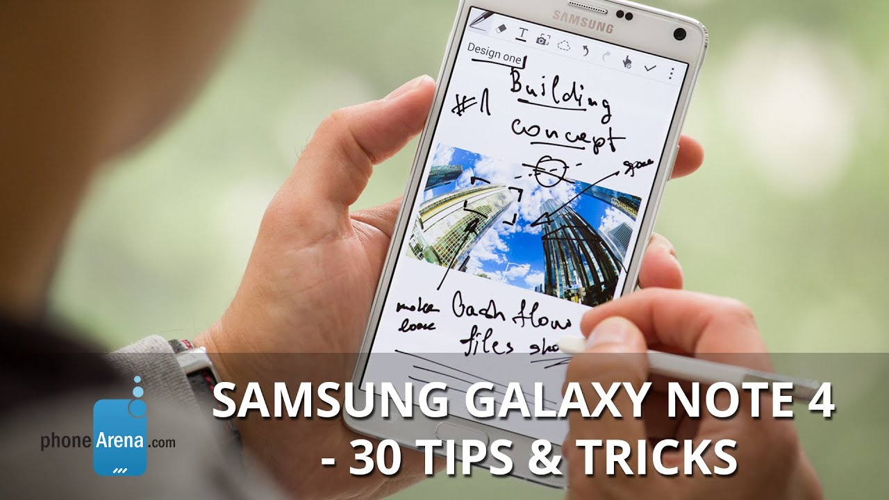 GALAXY NOTE 4 TIPS AND TRICKS PDF DOWNLOAD