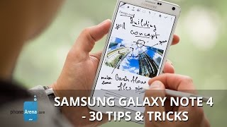Samsung Galaxy Note 4 - Tips and Tricks