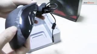 Rapoo V2X 500~3000DPI Professional Gaming Mouse - DealExtreme