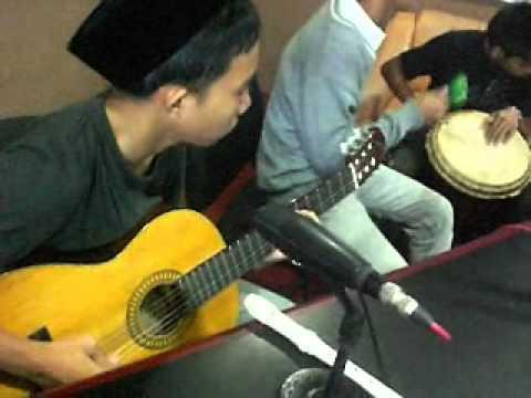 Kamase band (MAN 1 mks)-Mata hati telinga