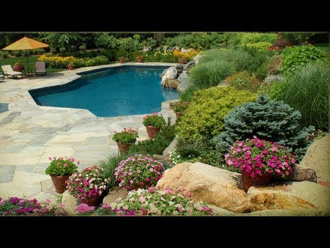 Genial Landscape Design Ideas   Over 7250 Backyard And Front Yard Landscaping Ideas  Here !!   YouTube