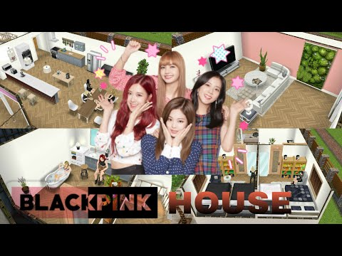 Blackpink House Di The Sims FreePlay [Bahasa Indonesia]