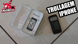Trollando Noiva com Iphone  - Mano300 #39