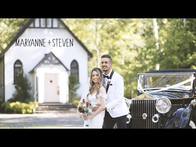 Maryanne & Steven - Wedding Highlights