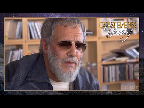 Yusuf / Cat Stevens - The First Cut Is the Deepest (live, NPR 2014)