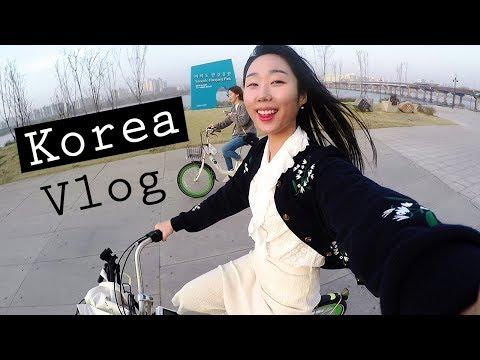 Tempat juara satu untuk pacaran di Korea, Sungai Han [VLOG 2]