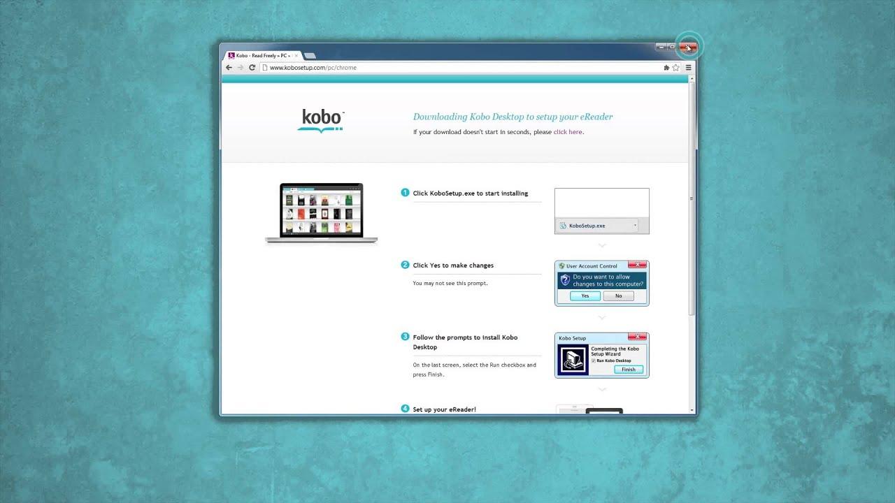 kobo software download