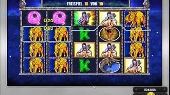 Shiva Slot (Merkur)  - Freispiele - 199 facher Gewinn