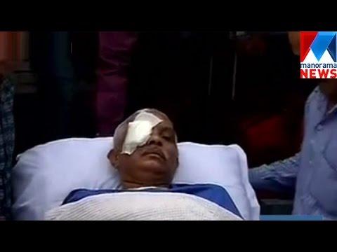 Shot 9 times, CRPF commandant Chetan Kumar Cheetah talks again     Manorama News