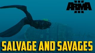 ARMA 3 Humanity - Salvage and Savages