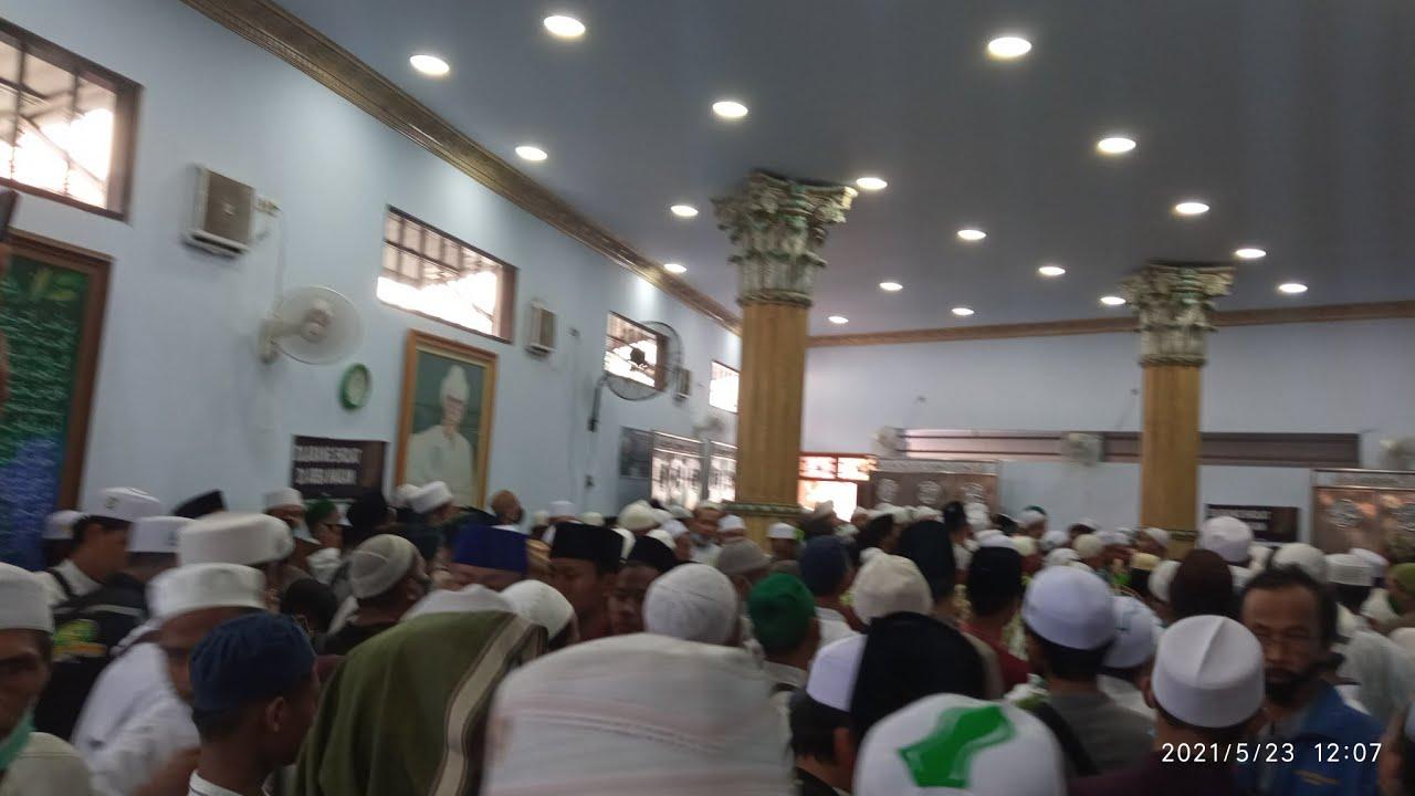 Berdoa Bersama Para Habaib - Haul Al Habib Sholeh Bin Mukhsin Al Hamid ke 45 Tanggul Jember 2021