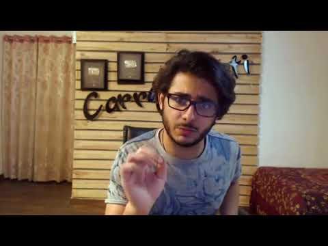 CARRY MINATI ROAST OM PRAKASH MISHRA || Feat Vada Paav ||