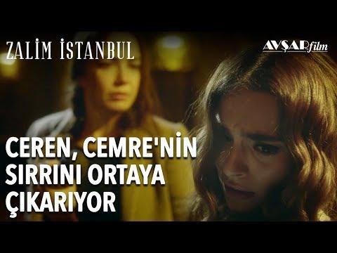 Ceren Cemre'nin Sırrını Ortaya Çıkarıyor | Zalim İstanbul 1. Bölüm