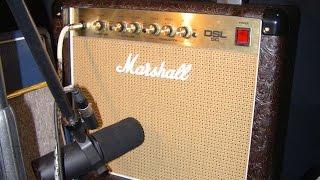 Gambar cover 5 Watt Tube Amp Shootout Pt2: Laney Cub10, VHT Special 6, Vox AC4, Marshall DSL 5, Career Felleretta