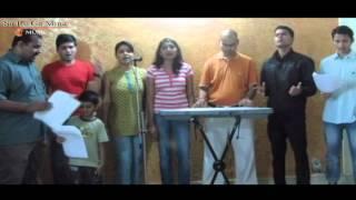 Pani da rang vekh ke by Students of SaReGaMma Music Institute,Vimannagar,Pune,India.avi.mp4