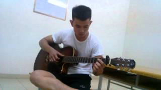 Chúc em bên người guitar cover BĐ