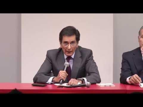 Mensaje de Fernando Elías Calles, en la sesión de la Comisión Nacional de Justicia Partidaria