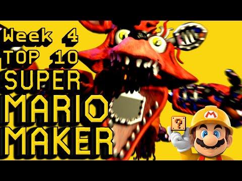 Super Mario Maker | Five Nights At Freddy's | Top 10 Week 4